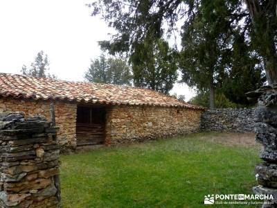 La Fuentona y el Sabinar de Calatañazor; viajes activos;viajes senderismo semana santa